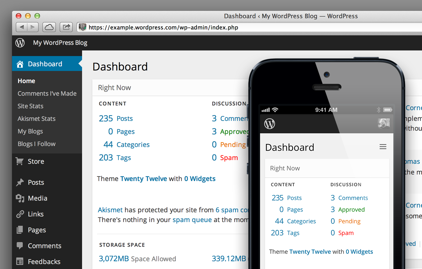 how to delete wordpress theme from dashboard
